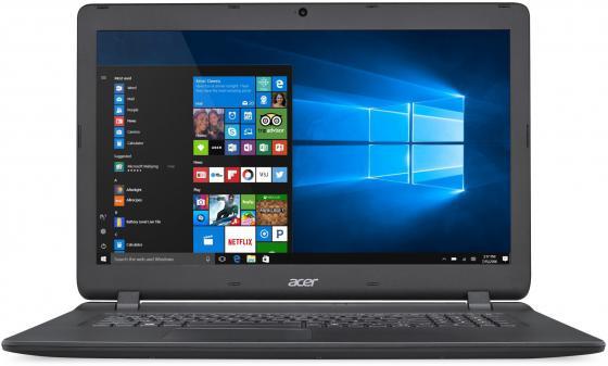 Ноутбук Acer Aspire ES1-732-P01M 17.3 1600x900 Intel Pentium-N4200 1 Tb 6Gb Wi-Fi Intel HD Graphics 505 черный Windows 10 Home NX.GH4ER.021 vg 86m06 006 gpu for acer aspire 6530g notebook pc graphics card ati hd3650 video card