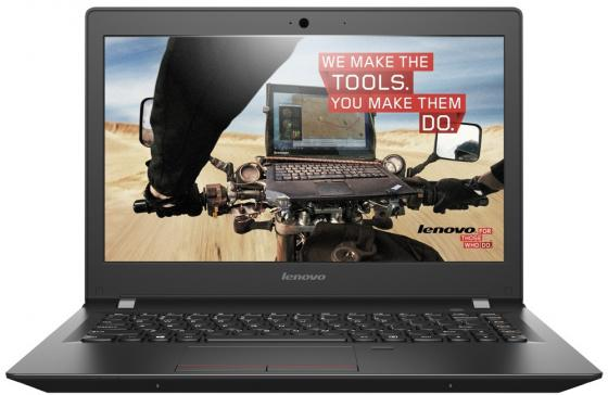 "Ноутбук Lenovo E31-80 13.3"" 1366x768 Intel Core i5-6200U 500 Gb 4Gb Intel HD Graphics 520 черный DOS 80MX018ARK"