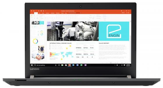Ноутбук Lenovo V510-14IKB 14 1920x1080 Intel Core i5-7200U 1 Tb 4Gb Intel HD Graphics 620 черный Windows 10 Professional 80WR0154RK ноутбук hp probook 650 g3 15 6 1920x1080 intel core i5 7200u 1 tb 8gb intel hd graphics 620 черный windows 10 professional z2w47ea