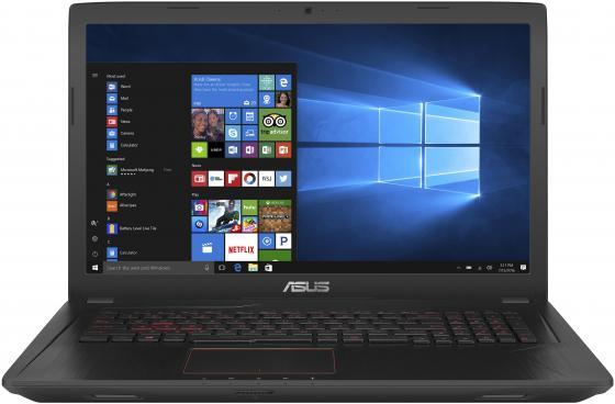 Ноутбук ASUS FX553VE-DM347 15.6 1920x1080 Intel Core i5-7300HQ 1 Tb 8Gb nVidia GeForce GTX 1050Ti 2048 Мб черный DOS 90NB0DX4-M05360 ноутбук asus fx553ve dm347t 90nb0dx4 m05000
