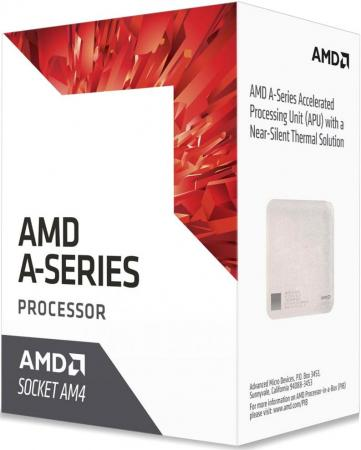 Процессор AMD A10 9700E AD9700AHABBOX Socket AM4 BOX процессор amd a10 9700 ad9700agm44ab socket am4 oem