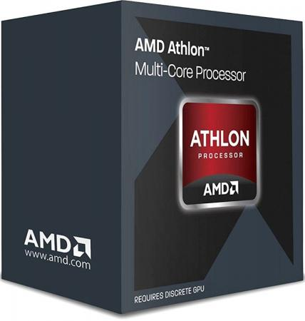 Процессор AMD Athlon X4 950 AD950XAGABBOX Socket AM4 BOX процессор процессора amd athlon series