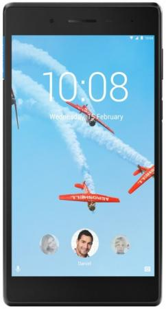 "Планшет Lenovo Tab 4 TB-7304i 7"" 16Gb черный Wi-Fi 3G Bluetooth LTE Android ZA310050RU цена и фото"