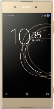 Смартфон SONY Xperia XA1 Plus Dual золотистый 5.5 32 Гб NFC LTE Wi-Fi GPS 3G 1310-4466 смартфон sony xperia xa1 ultra dual