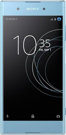Смартфон SONY Xperia XA1 Plus Dual голубой 5.5 32 Гб NFC LTE Wi-Fi GPS 3G 1310-4468 usb накопитель iconik rb cccp 16gb rb cccp 16gb