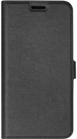 цена на Чехол-книжка DF iFlip-02 для iPhone X чёрный
