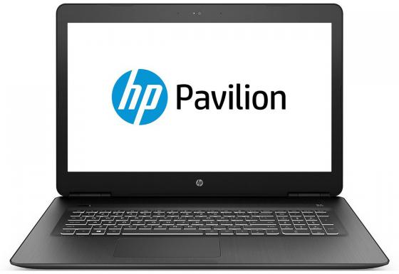 Ноутбук HP Pavilion 17-ab307ur 17.3 1920x1080 Intel Core i5-7200U 1 Tb 8Gb nVidia GeForce GTX 1050 2048 Мб черный Windows 10 2PQ43EA системный блок just home intel® core™ i5 7400 3 0ghz s1151 h110m r c si 8gb ddr4 2400mhz hdd sata 2tb 7200 32mb 6144mb geforce gtx 1060 atx 600w