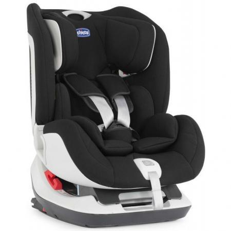 Автокресло Chicco Seat Up (jet black) автокресло chicco seat up jet black