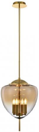 Подвесная люстра Crystal Lux Milagro SP4 A Gold подвесная люстра crystal lux krus sp4 boll