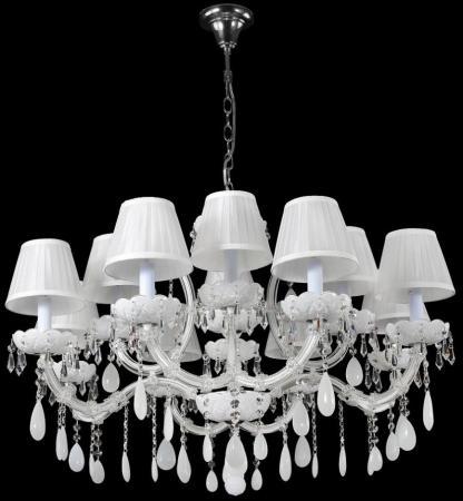 Подвесная люстра Crystal Lux BLanca SP12 люстра crystal lux fontain sp8