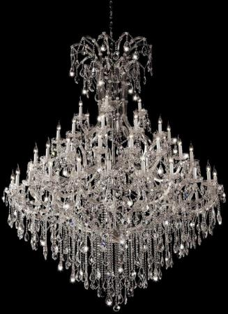 Подвесная люстра Crystal Lux Diva SP60 Chrome люстра crystal lux fontain sp8