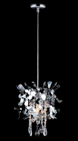 Подвесной светильник Crystal Lux Romeo SP2 Chrome D250 вам свет подвесной светильник crystal lux romeo sp2 chrome d250