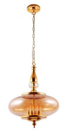 Подвесной светильник Crystal Lux Miel SP4 Gold подвесной светильник crystal lux krus sp4 bell