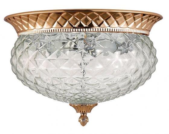 Потолочный светильник Crystal Lux Hola PL4 Gold crystal lux atlas pl4 gold