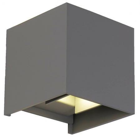 Настенный светильник Crystal Lux CLT 520W GR crystal lux бра crystal lux clt 511w425 gr