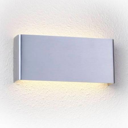 Настенный светильник Crystal Lux CLT 323W200 AL бра clt 323w200 wh crystal lux