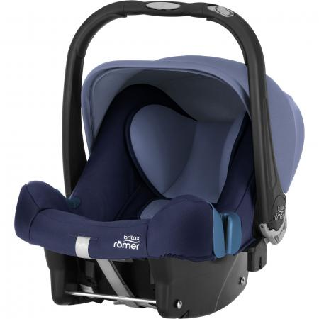 Автокресло Britax Romer Baby-Safe Plus SHR II (moonlight blue)