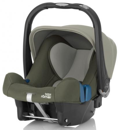 Автокресло Britax Romer Baby-Safe Plus SHR II (olive green trendline) автокресло espiro espiro автокресло gamma fx 04 olive