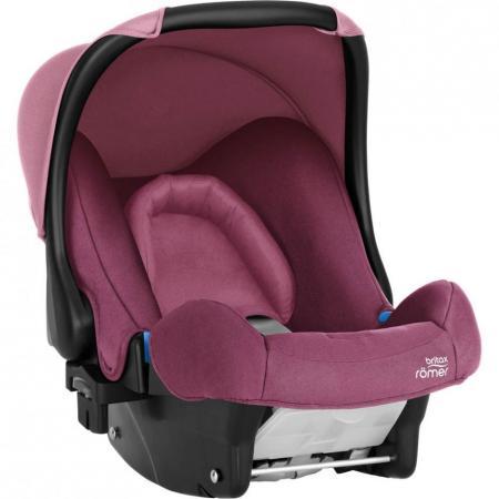 Автокресло Britax Romer Baby-Safe (wine rose)