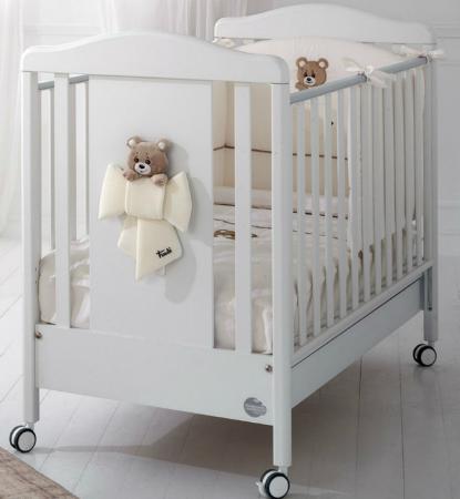 Кроватка Baby Expert Trudino (белый) evolis avansia duplex expert