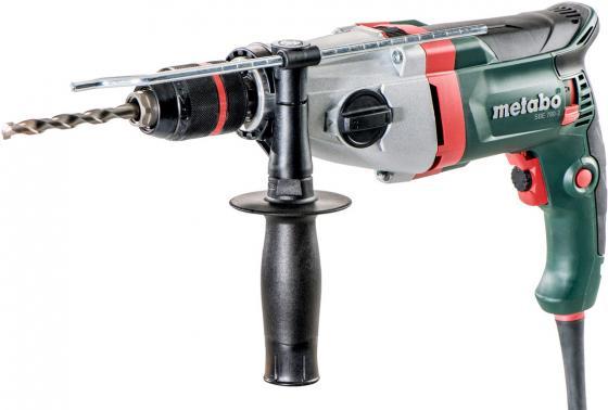 Ударная дрель Metabo SBE780-2 780Вт цена