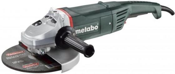 Углошлифовальная машина Metabo W2400-230 230 мм 2400 Вт 600378000