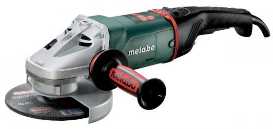 Углошлифовальная машина Metabo WE24-180MVT 180 мм 2400 Вт 606468000 угловая шлифмашина metabo we 24 180 mvt 606468000