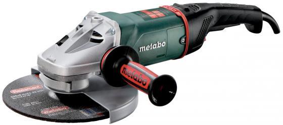 Углошлифовальная машина Metabo WE24-230MVTQuick 230 мм 2400 Вт 606470000 углошлифовальная машина metabo we26 230