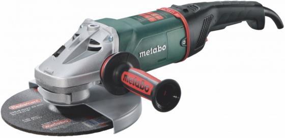 Углошлифовальная машина Metabo WEA24-230MVTQuick 230 мм 2400 Вт углошлифовальная машина metabo we24 230