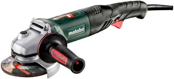 Углошлифовальная машина Metabo WE1500-125RT 125 мм 1500 Вт 601241000