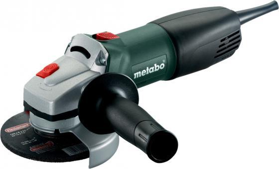 WQ 1000 УШМ, 1010 Ватт,125 мм,Quick шлифовальная машина metabo wq 1000 620035000
