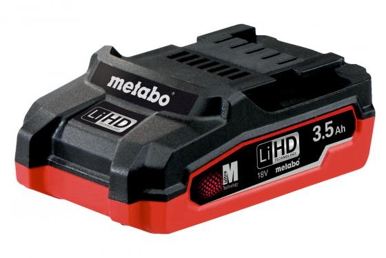 Аккумулятор LiHD 18В 3.5 Ач комплект metabo basic set 3 x lihd 3 5 ah asc30 685101000