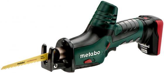 Powermaxx ASE 10,8 Акк.ножовка 2x4.0Ач LiIon MetaL аккумуляторная ножовка metabo powermaxx ase 10 8 602264750