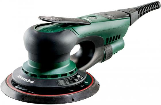 Эксцентриковая шлифмашина Metabo SXE 150-5.0 BL 150 мм 350 Вт шлифмашина эксцентриковая metabo sxe 450 turbo tec 600129000