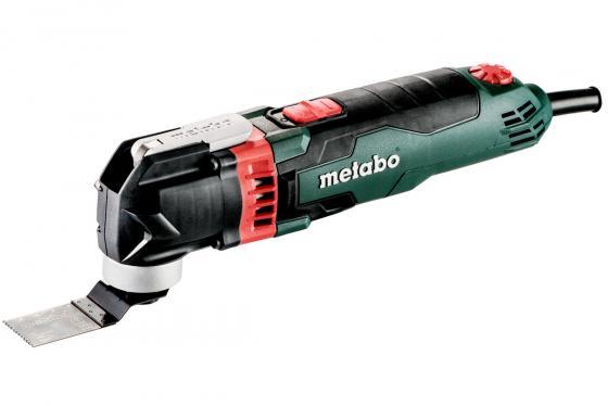 Многофункциональная шлифмашина Metabo MT400Quick 400 Вт шлифмашина угловая metabo we 22230 mvt 606464000