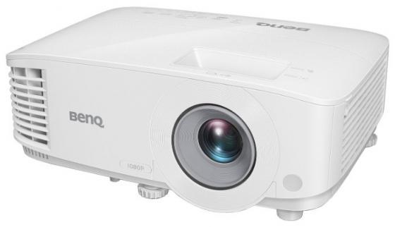 Проектор BENQ MH606 1920х1080 3500 люмен 10000:1 белый 9H.JGX77.13E цена