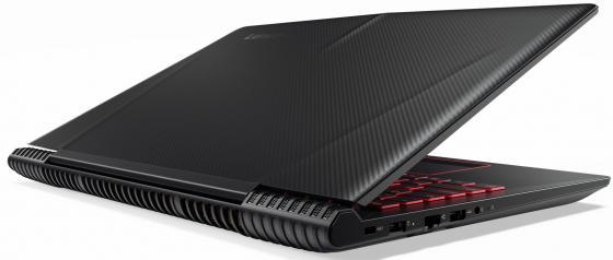 """Ноутбук Lenovo Legion Y520-15 15.6"""" 1920x1080 Intel Core i5-7300HQ 1 Tb 128 Gb 8Gb nVidia GeForce GTX 1060 3072 Мб черный Windows 10 Home 80YY0001RK"""
