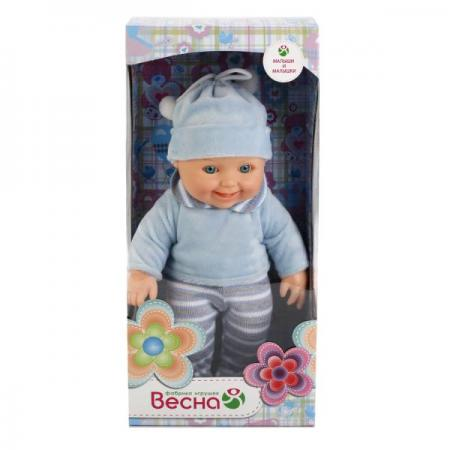 Кукла ВЕСНА В3019 Малыш 11 мальчик