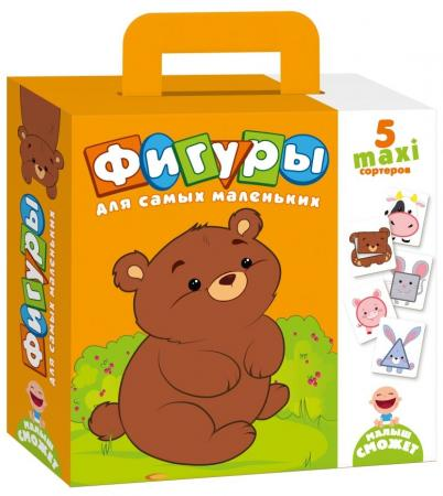 Пазл 10 элементов Vladi Toys Фигуры VT2904-07 цены онлайн