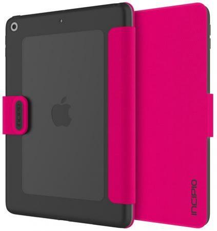 Чехол Incipio Clarion для iPad (2017). Материал пластик/TPU. Цвет розовый. автомагнитола clarion cz505e