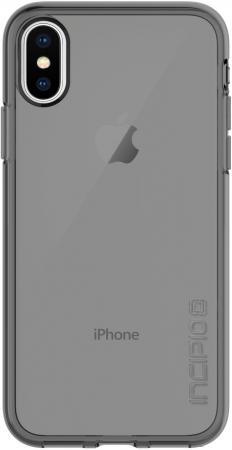 Накладка Incipio NGP Pure для iPhone X прозрачный чёрный IPH-1630-SMK lacywear smk 62 man