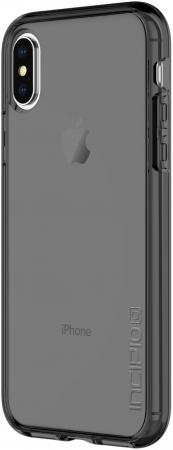 Накладка Incipio Octane Pure для iPhone X прозрачный чёрный IPH-1638-SMK octane mebelvia