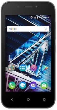 Смартфон BQ BQ-4028 UP! золотистый 4 8 Гб Wi-Fi GPS 3G BQS-4028-GLD bq bq bqs 3501 delhi желтый 0 512гб 2 sim