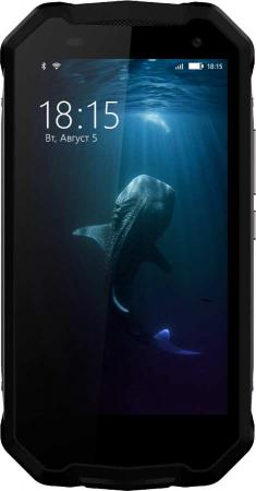 Смартфон BQ BQ-5033 Shark черный 5 8 Гб GPS Wi-Fi 3G смартфон micromax a107 cosmic grey 4 5 8 гб wi fi gps 3g 4 5 2sim 8гб gps wi fi 3g android 5 0 2000 ма ч
