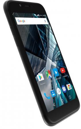 Смартфон ARCHOS Sense 50 DC черный 5 16 Гб LTE Wi-Fi GPS 3G 503437 смартфон meizu m5c черный 5 2 16 гб lte wi fi gps 3g mzu m710h 16 bk