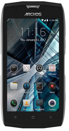 Смартфон ARCHOS Sense 50 X черный 5 32 Гб LTE Wi-Fi GPS 3G 503528 смартфон philips xenium s327 синий 5 5 8 гб lte wi fi gps 3g
