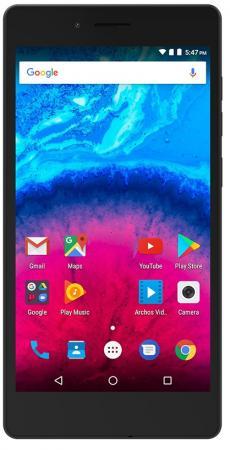 Смартфон ARCHOS Core 50 черный 5 16 Гб LTE Wi-Fi GPS 3G 503497 смартфон archos core 50p черный 5 16 гб lte wi fi gps 3g 503417