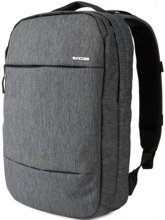 Рюкзак для ноутбука 15 Incase City Collection Compact нейлон серый CL55571