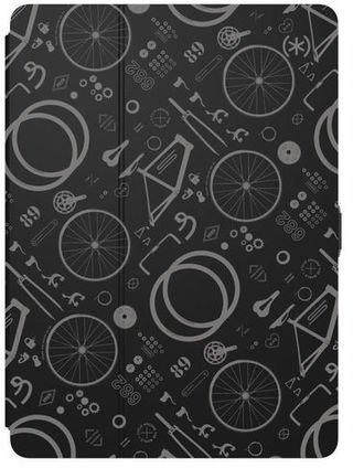 Чехол-книжка Speck Balance FOLIO для iPad Pro 10.5. Дизайн BikePart. Материал полиуретан/пластик. аксессуар чехол macbook pro 13 speck seethru pink spk a2729