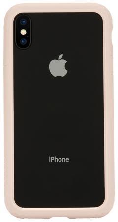 """Бампер Incase """"Frame Case"""" для iPhone X розовое золото INPH190376-RGD goowiiz розовое золото iphone 8"""